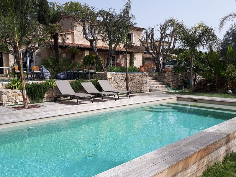Mas Provençal Mougins, vacation rental in Mougins
