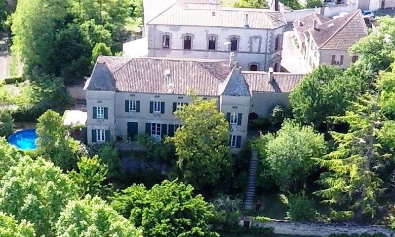 Le Valfred Castle