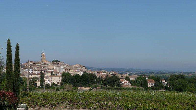 Au coeur de la Provence viticole et festivalière, alquiler vacacional en Suzette