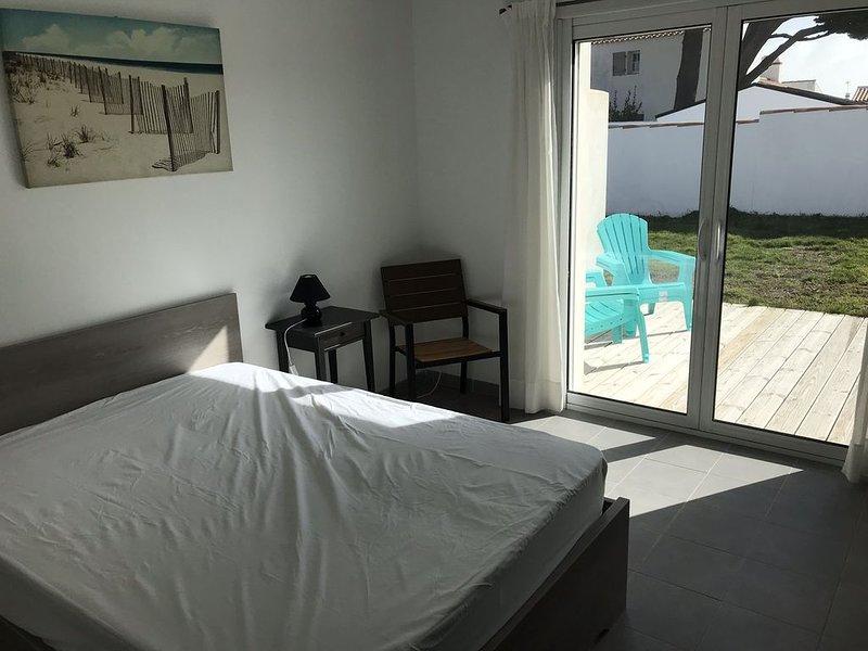 Maison au Vieil Noirmoutier: location nuité, WE, ou semaine, alquiler de vacaciones en Noirmoutier en l'Ile