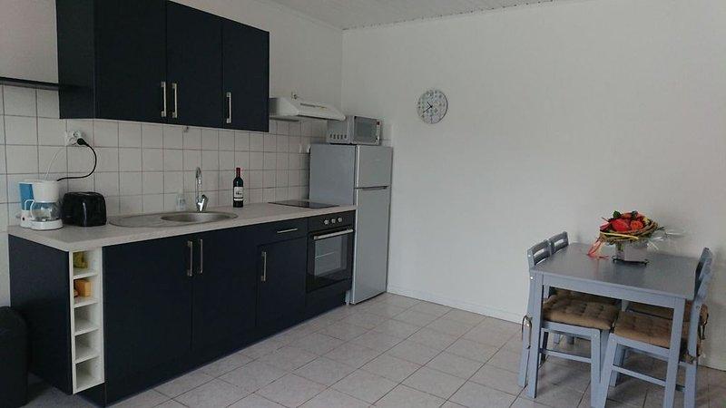 Gîte des Méliades - 2/4 pers. (20 min. du Puy du Fou) - Piscine chauffée, holiday rental in Montournais