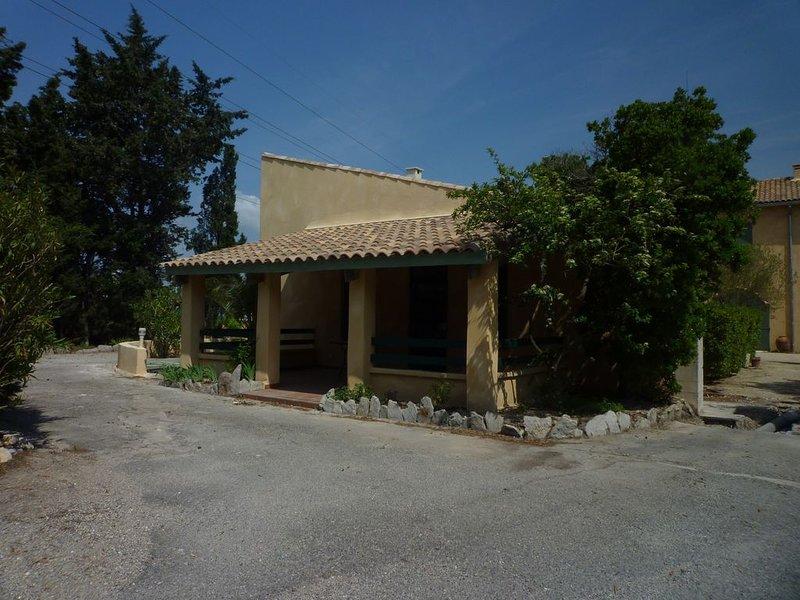 Sejour alliant les charmes de la campagne et la mer dans une proprieté viticole, location de vacances à Frontignan