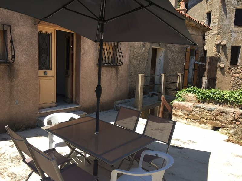 maison de village Ota, vacation rental in Piana