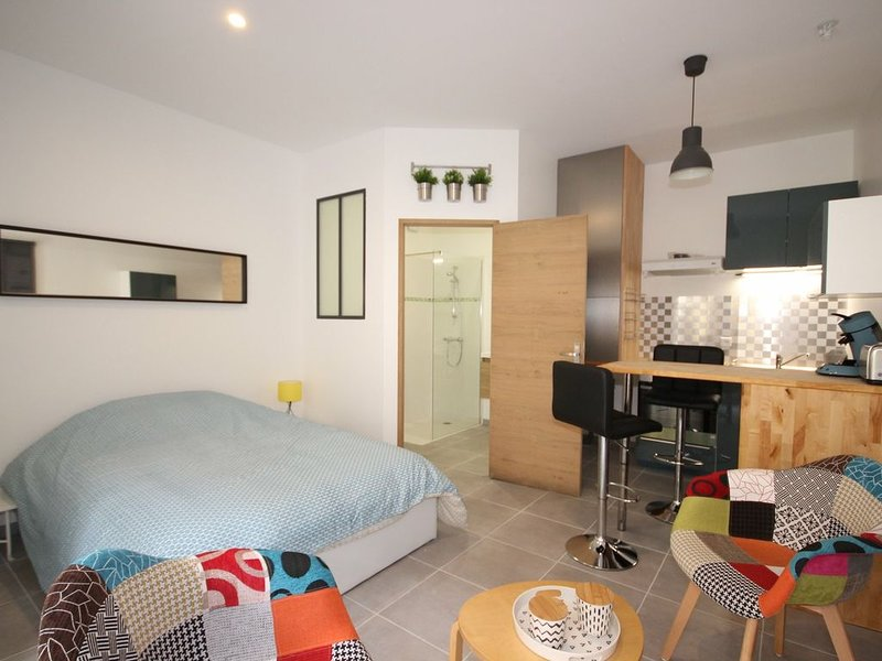 STUDIO COSY EN CENTRE-VILLE, holiday rental in Echillais