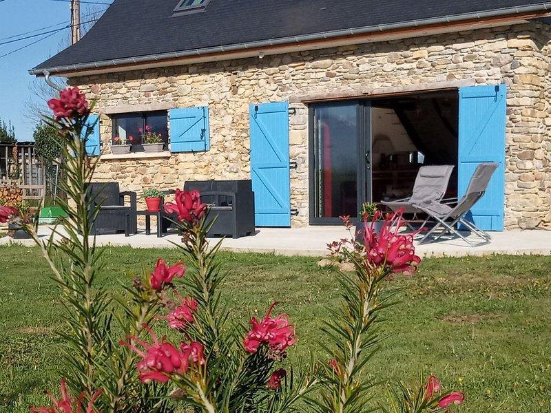 HAUTES PYRENEES GITE INDEPENDANT 5 P TOUT CONFORT, location de vacances à La Barthe-de-Neste