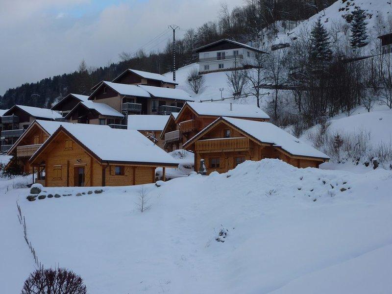 CHALET  LE PLANOT neuf  tout confort, vacation rental in La Bresse