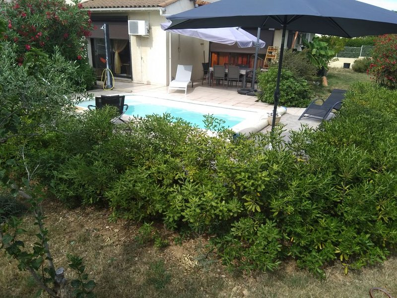 Vacances à MONTFAUCON, holiday rental in Codolet