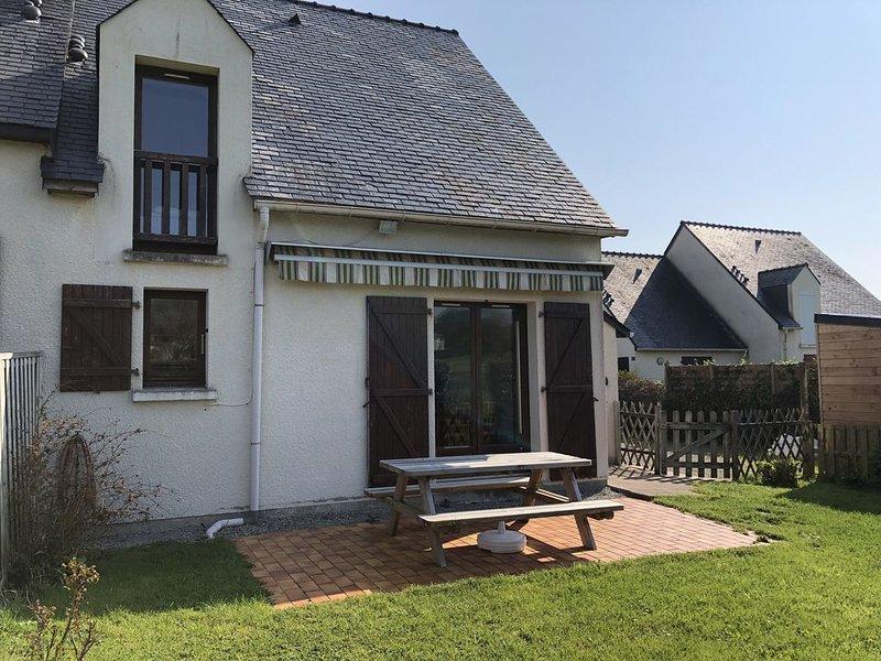 Maison 4 pers - Rés avec piscine - Proche Plage - Le Pouldu - CLOHARS-CARNOËT, holiday rental in Doelan