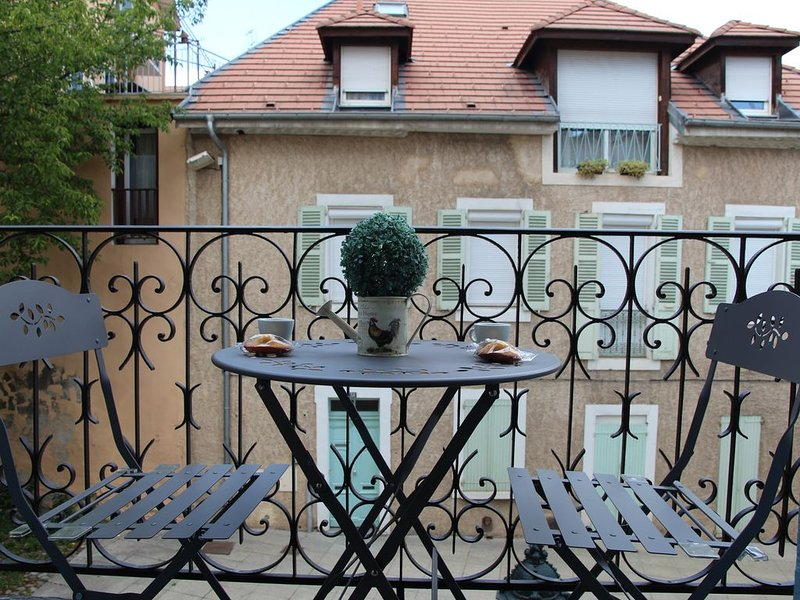 T3 Cosy en centre-ville, holiday rental in La Freissinouse
