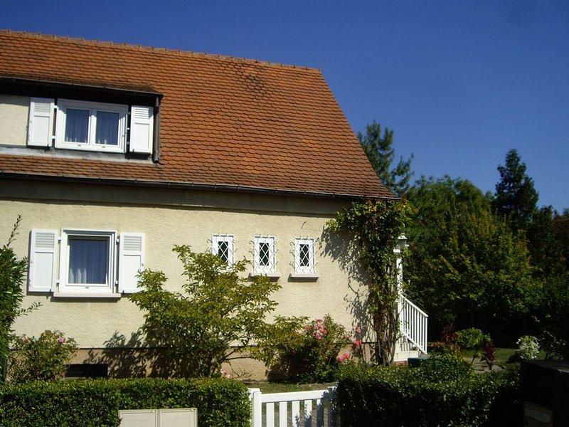 Maison avec jardin pour vos WE, vacances, courts séjours..., location de vacances à Ingersheim