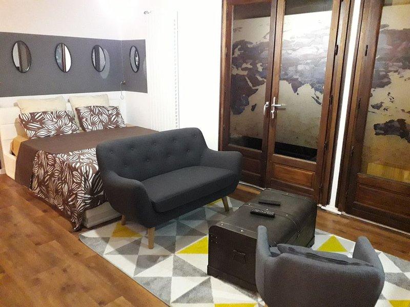 Splendide Studio Indépendant (TOULOUSE), vacation rental in Lagardelle-sur-Leze