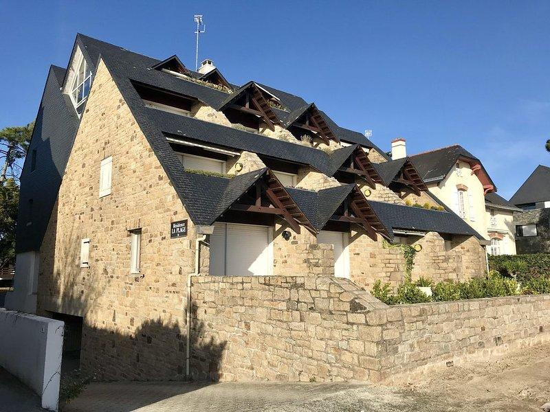 Appartement vue sur mer, location de vacances à Morbihan
