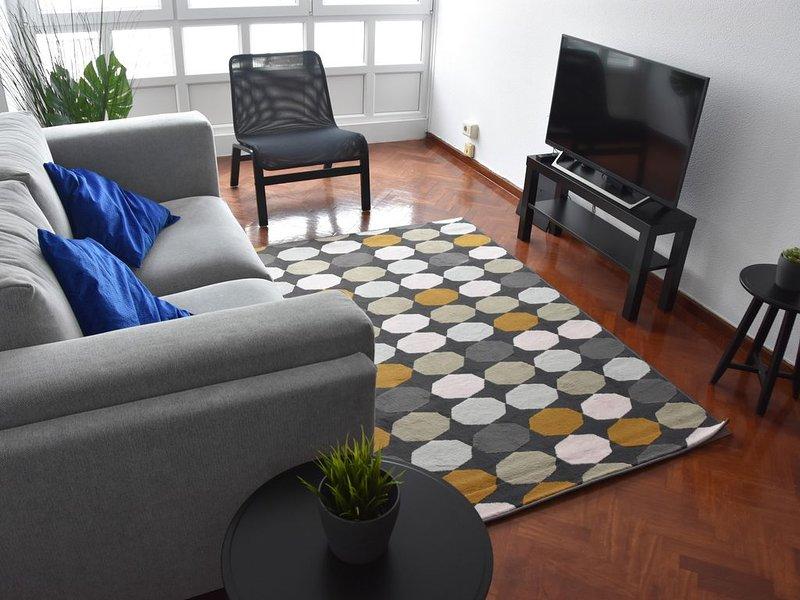 Amazing appartement Centre Historique La Coruña, location de vacances à San Lorenzo
