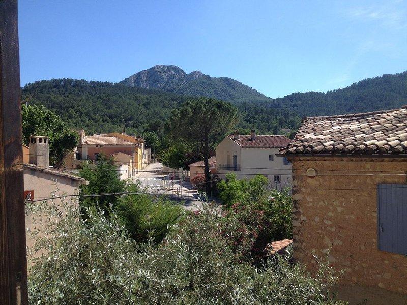 Maison de village au cœur de la Provence Verte, département du Var, holiday rental in Le Val