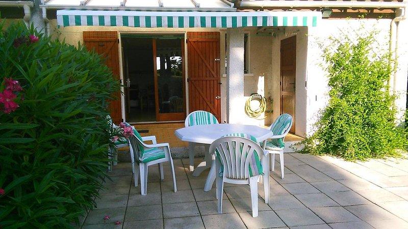 Villa,  6 couchages classée 3 étoiles meublé de tourisme, casa vacanza a Saint-Cyprien
