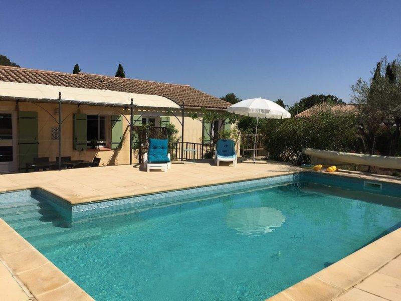 Appartement dans villa indépendante Var-Flayosc, casa vacanza a Flayosc