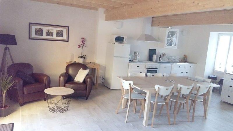 meublé de Tourisme  L'Essai de chaillé ***, holiday rental in Genouille