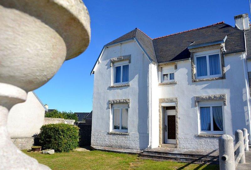 Villa des Echiums Finistère, holiday rental in Treffiagat