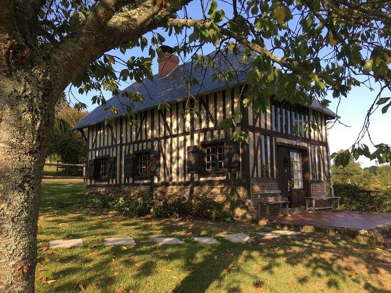 Petite grange de charme, casa vacanza a Le Breuil-en-Auge