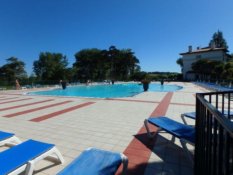 Prix en baisse résidence Pierre et Vacances, holiday rental in Urrugne
