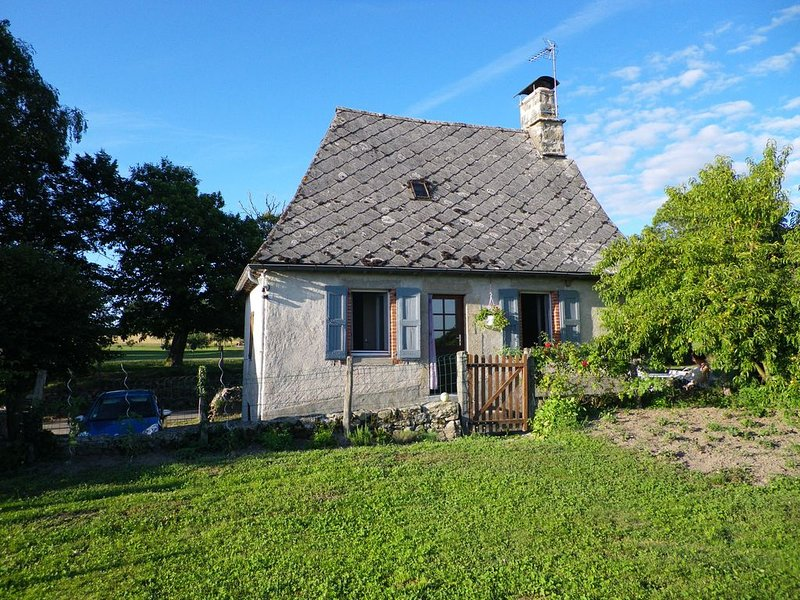 Vacances au calme à la campagne, holiday rental in Gros-Chastang