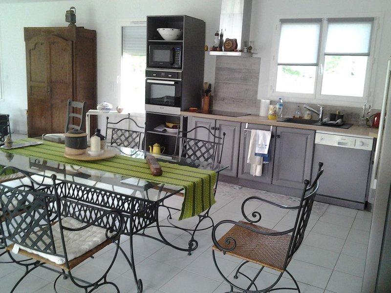 jolie maison de vacances, holiday rental in Mimizan