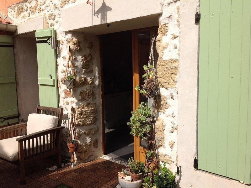 Maison de vacances dans le sud de la france, holiday rental in Capestang