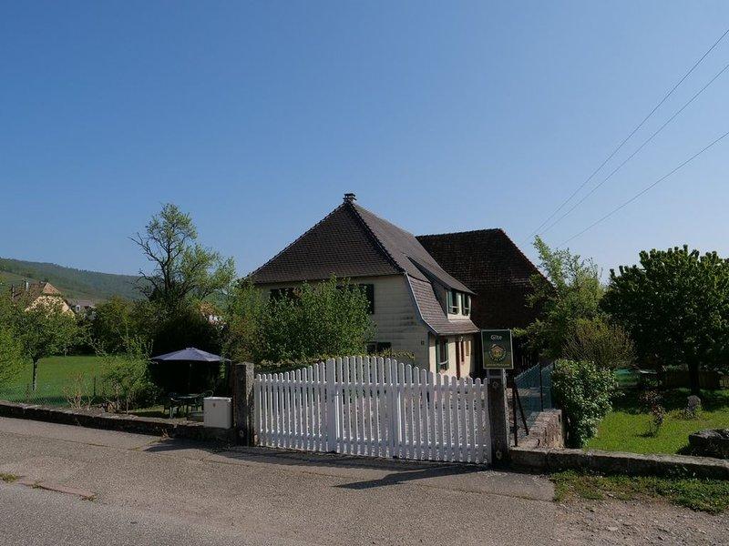 La Maison du Meunier - Colmar, Munster, Vignoble, holiday rental in Walbach