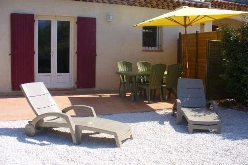 Villa Nans Les Pins ..., holiday rental in Signes