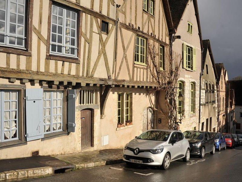 ---Cellier Chantault---, vacation rental in Villemeux-sur-Eure
