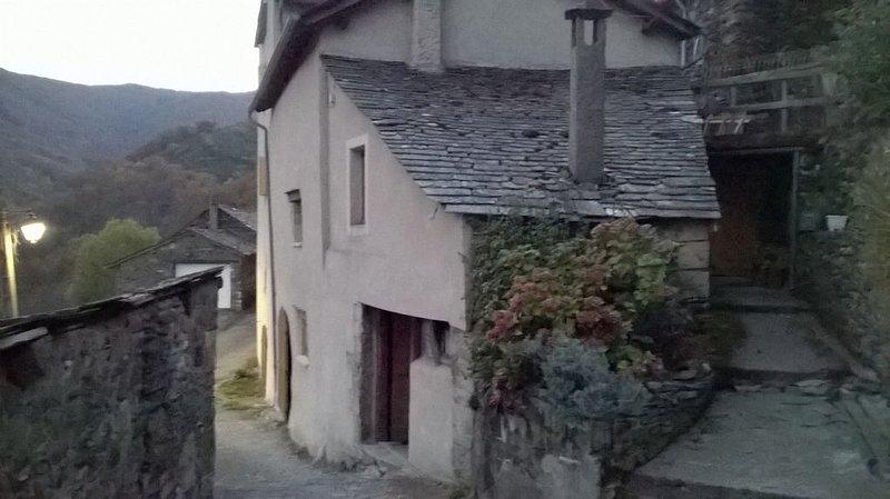 Maison de village au pied du Mont Aigoual, location de vacances à Saint Andre de Valborgne