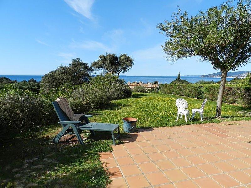 Horizon-Gigaro :  Le Belvédère - 5mn walk from beach - 20mn from St Tropez, casa vacanza a La Croix-Valmer