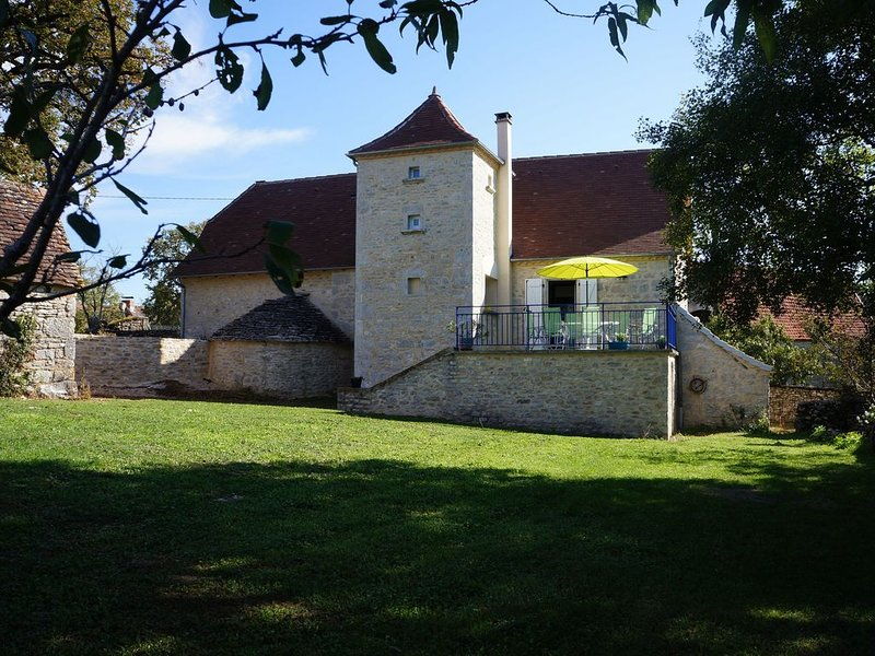 Gîte de Bouyrissac, proche du Gouffre de Padirac, location de vacances à Autoire