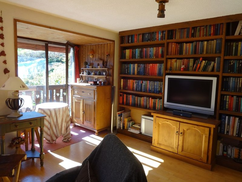 CHALET CHALEUREUX MERIBEL, holiday rental in Salins-Fontaine