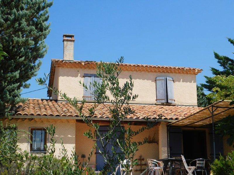 Maison de vacances à Saint Etienne, holiday rental in Cruis
