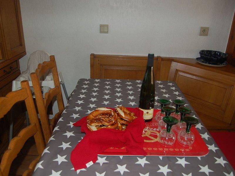 Gite à l'ombre du tilleul, holiday rental in Neuf-Brisach