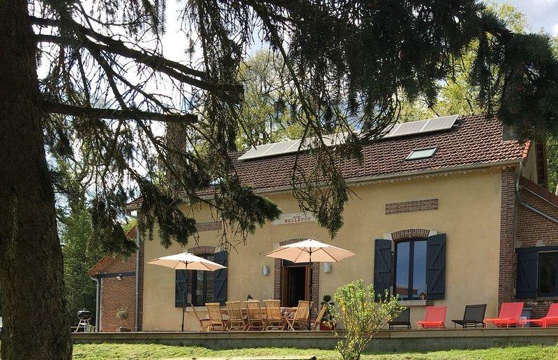 Maison forestière de Bellevue ⭐️⭐️⭐️, holiday rental in Sezanne