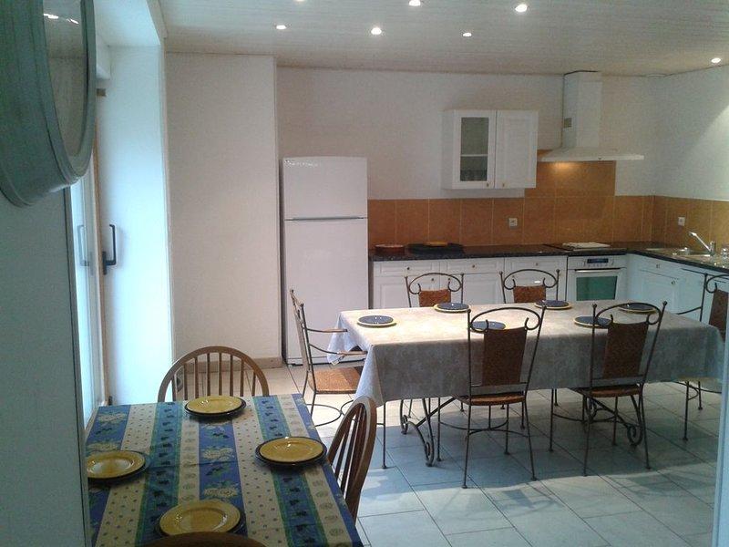 147 m2 plein sud au centre proximité station de ski, holiday rental in Ventron
