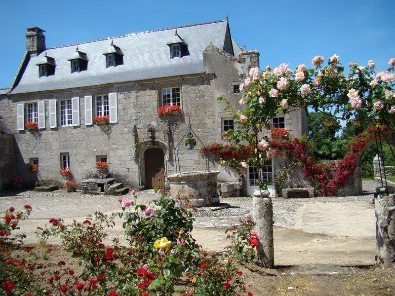 Le Grand Manoir  14 personnes, alquiler de vacaciones en Audierne