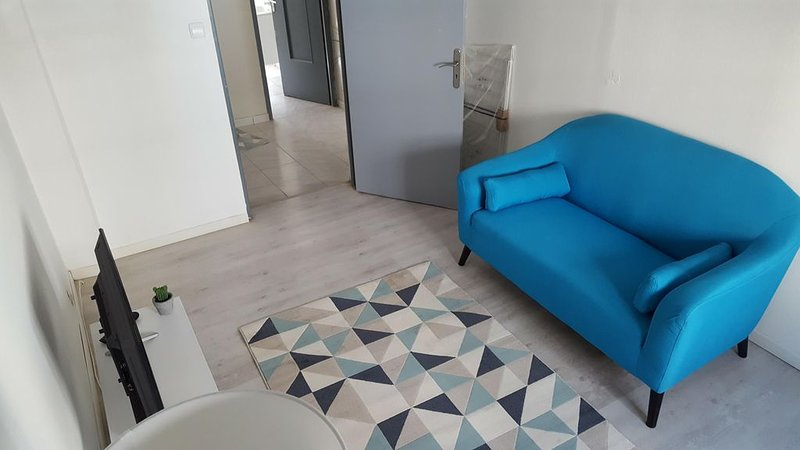 Appartement tout équipé, holiday rental in Brunstatt