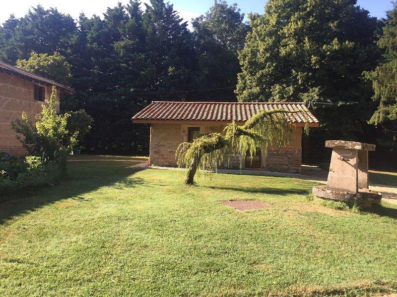 Gîte de charme à la Ferme équestre de Corferoud, vacation rental in Peronnas