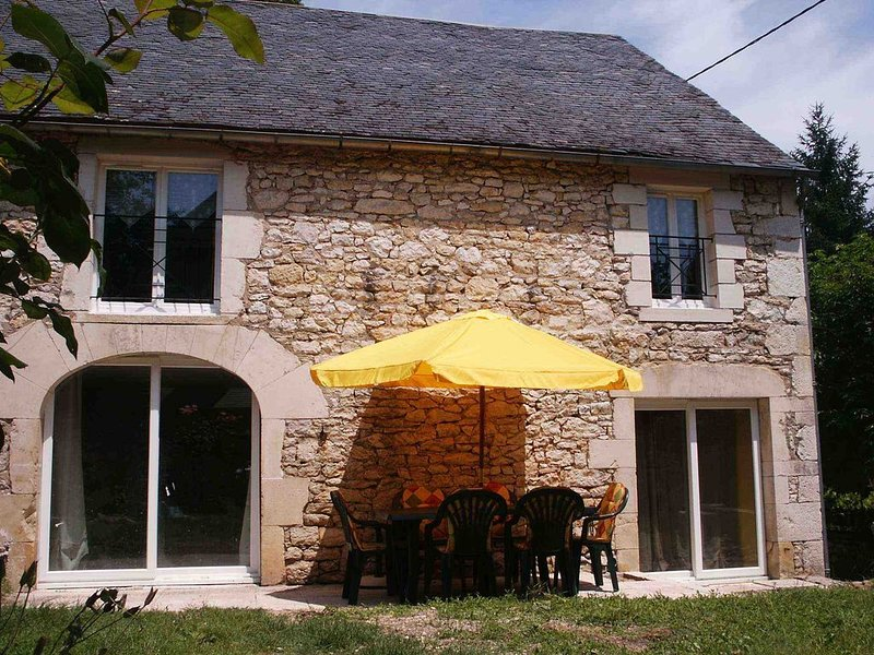 Gîte du Chemin Vieux, vacation rental in Lanzac