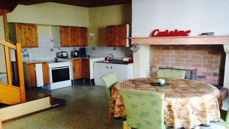La Peyre Saint Georges 'Anne-Sophie', location de vacances à La Barthe-de-Neste