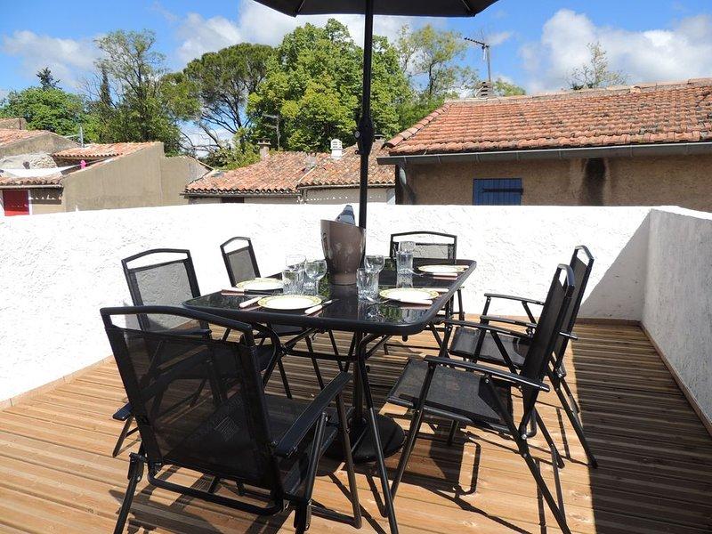 MAISON D'HÔTE PROVENCE VERDON, holiday rental in La Verdiere