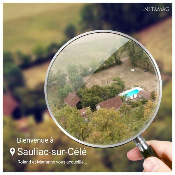 Vallée du célé : les chambres de Marianne, holiday rental in Blars