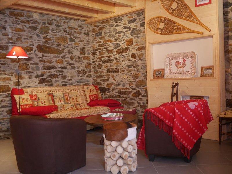 Maison centre ville de LUCHON 4/5 couchages, holiday rental in Bagneres-de-Luchon