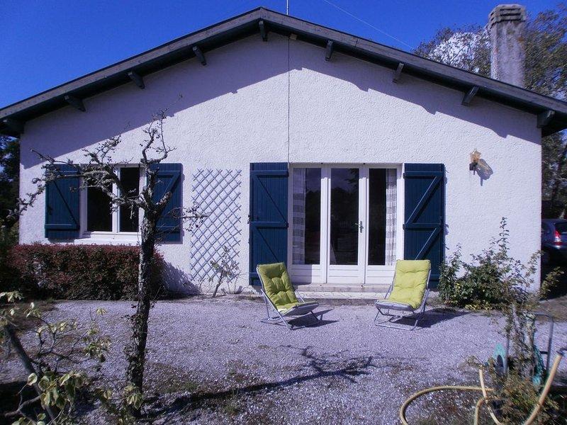 Audenge Bassin d'Arcachon, holiday rental in Audenge