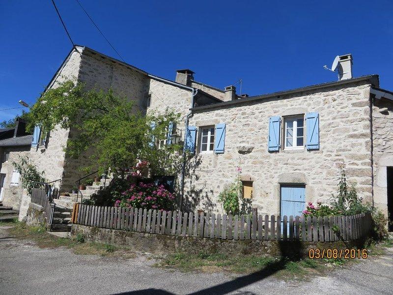maison familiale à louer, location de vacances à Saint-Sever-du-Moustier
