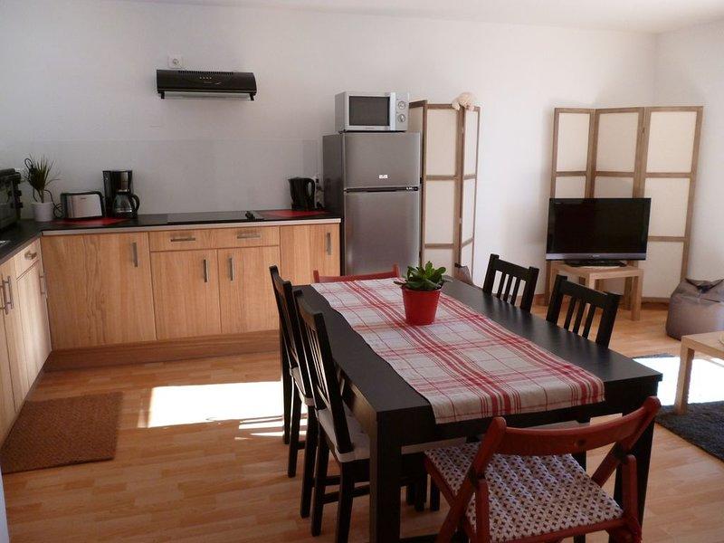 Appartement 5 pers La Bourboule, Proximité le Mont-Dore, location de vacances à La Bourboule