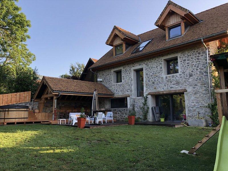 Maison de charme dans le trièves, location de vacances à Gresse-en-Vercors